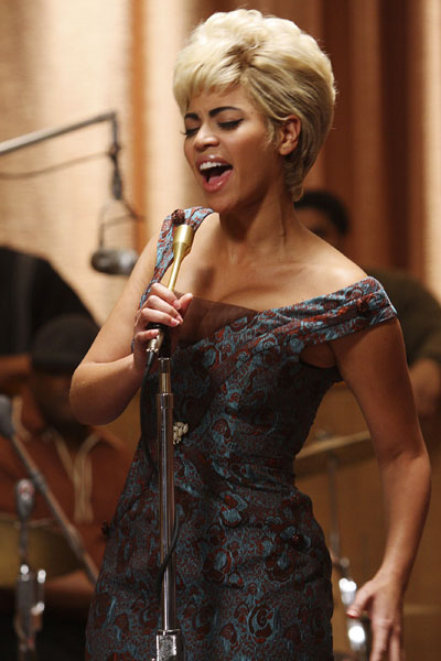 Beyonce Knowles as Etta James
